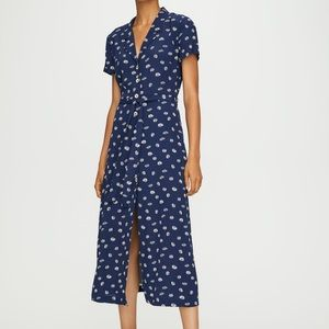 Aritzia Daisy Shirt Dress
